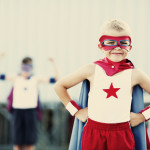 CHILD-SUPERHERO
