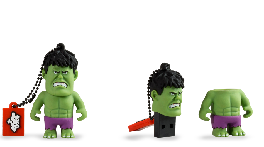 Hulk-USB-Flash-Drive