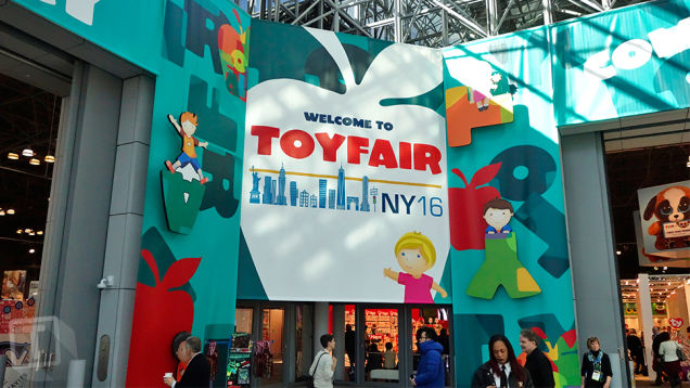 welcome to toy fair