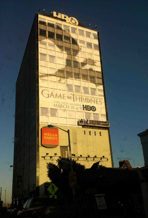game of thrones edificio