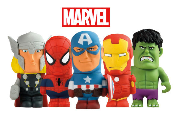 marvel chiavette usb Tribe