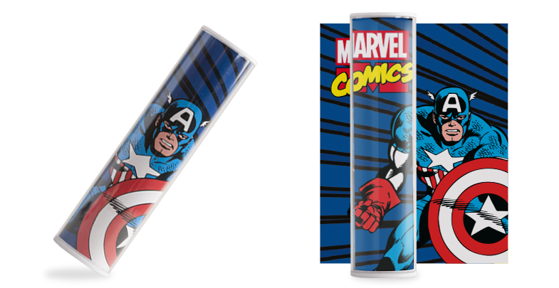 Capitan America Power Bank Tribe