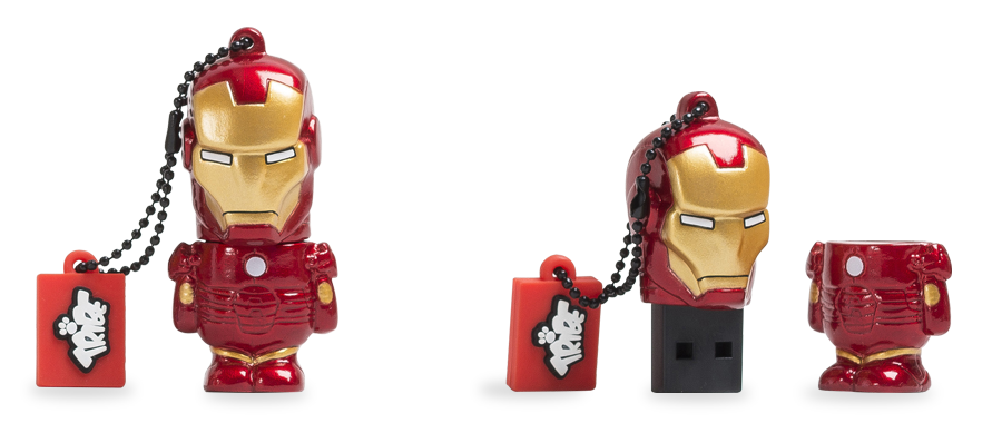 Ironman-Metallic-USB-Flash-Drive
