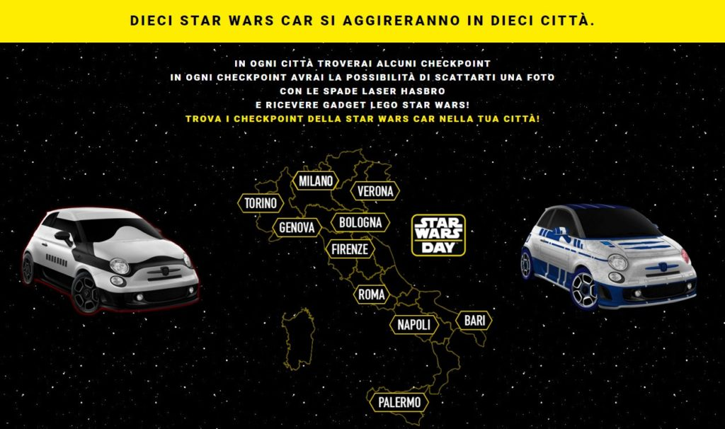 star wars day star wars cars