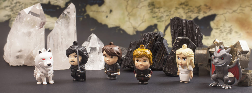 Game of Thrones personaggi chiavette USB