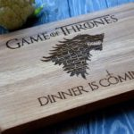 tagliere game of thrones