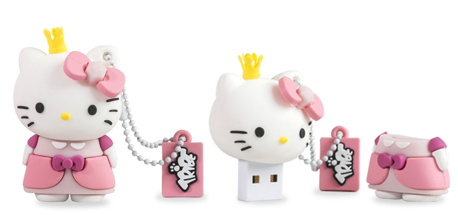 HelloKittyPrincess-USB-Flash-Drive