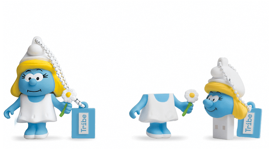 Smurfette-USB-Flash-Drive