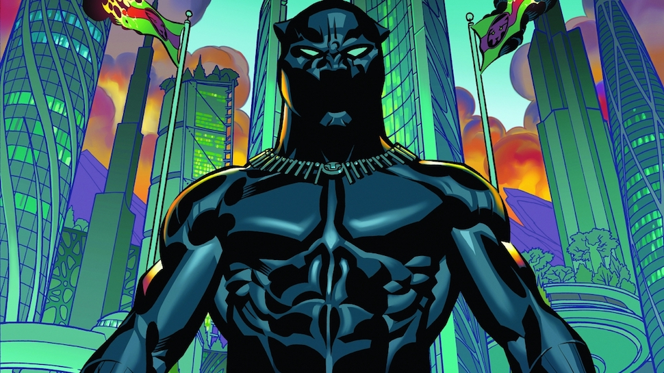 black panther fumetto