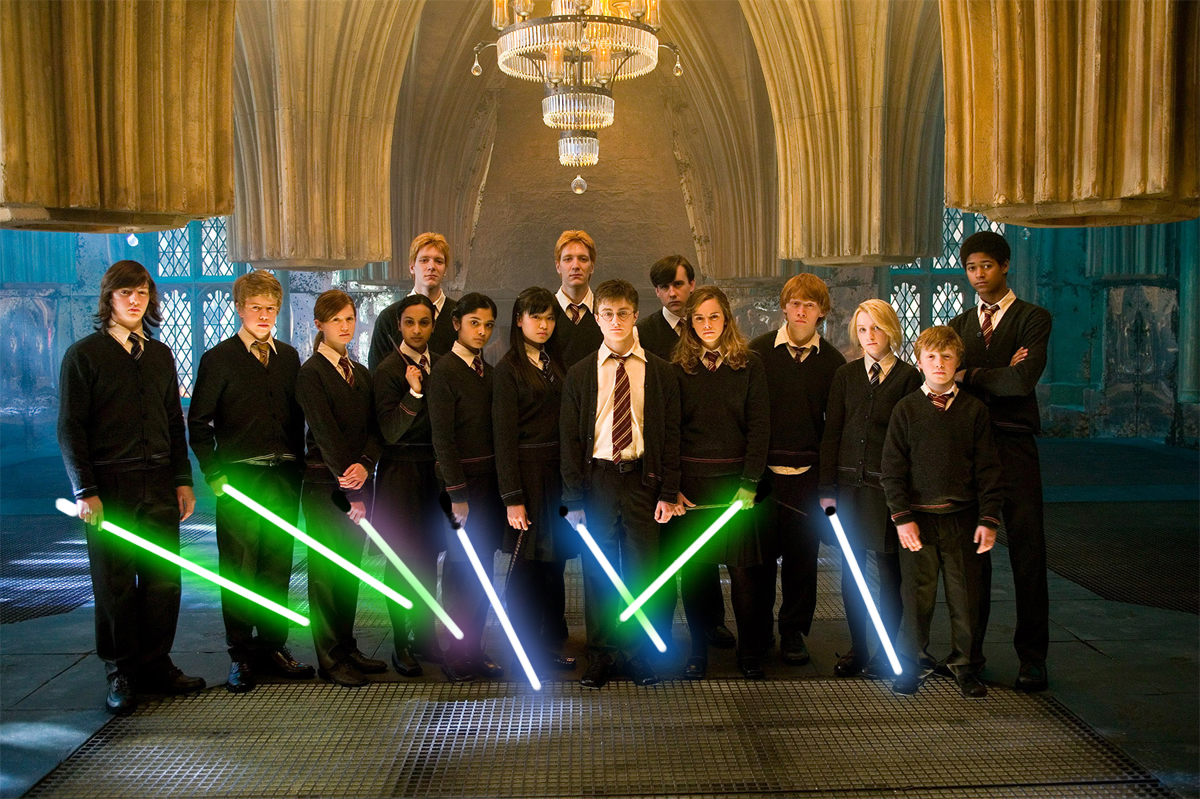 What Do Harry Potter And Star Wars Have In Common Tribe